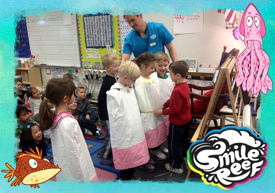 Elementry School Children in Las Vegas with Pediatric Dentist