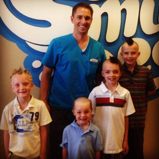 Awesome Kids At Smile Reef Pediatric Dentistry